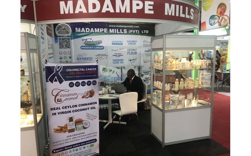 SAITEX food Exhibition in Johannesburg